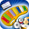 Kids Games Club - Music Sparkles – All In One Musical Instruments Collection HD artwork