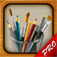 MyBrushes Pro - Sketch, Paint, Playback on Unlimited Size Canvas with Pencil, Pen Painting Brush (AppStore Link)